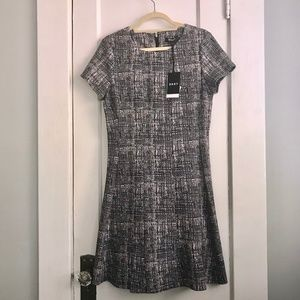 NWT DKNY Fit and Flare Dress | Size 10